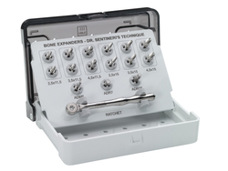 bone expander kit pro s - tray in 90° position