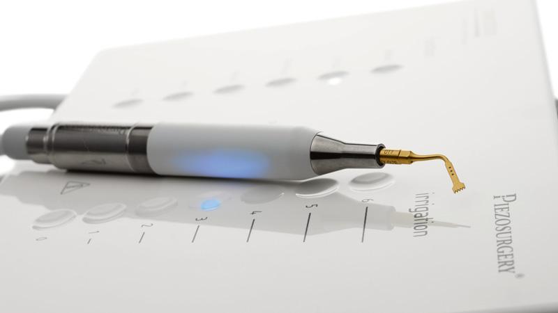 manipolo cieco opzionale PIEZOSURGERY® white